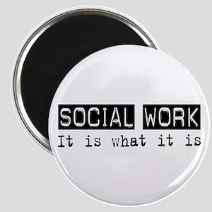 Social Work Is Magnet