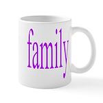 319.family, baby, parents Mug
