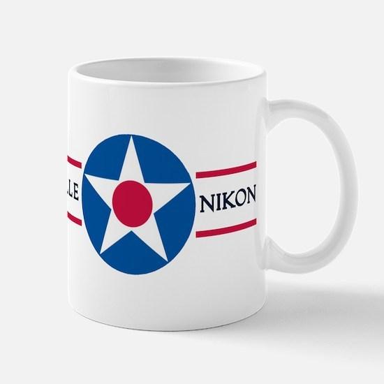 Hellenikon Air Base Mug