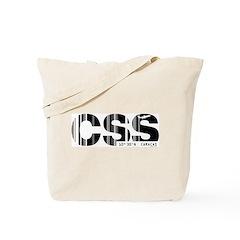 Caracas Airport Code Venezuela CCS Tote Bag
