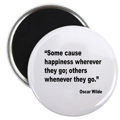 Wilde Happiness Quote 2.25