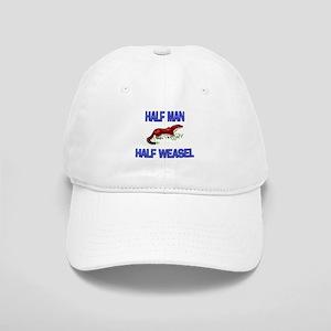 Half Man Half Weasel Cap
