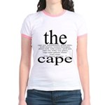 367, the cape Jr. Ringer T-Shirt