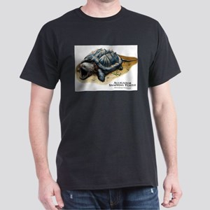 Alligator Snapping Turtle Dark T-Shirt