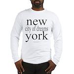 367 york city of dreams.. Long Sleeve T-Shirt