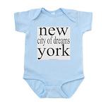 367 york city of dreams.. Infant Creeper