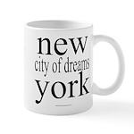 367 york city of dreams.. Mug