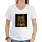 Jonahs Brothers in Nineveh Women's V-Neck T-Shirt