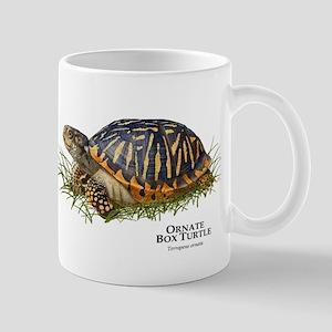 Ornate Box Turtle Mug