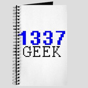 1337 Geek Journal