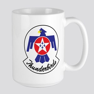 USAF Thunderbirds Emblem Mugs