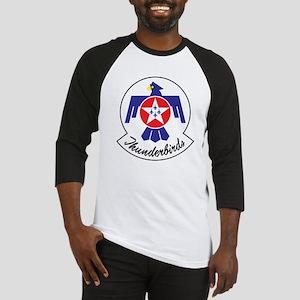 USAF Thunderbirds Emblem Baseball Jersey
