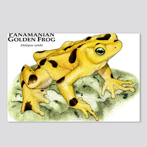 Panamanian Golden Frog Postcards (Package of 8)