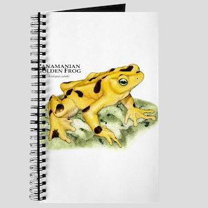 Panamanian Golden Frog Journal