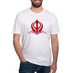 Khanda [Jaguars] Fitted T-Shirt