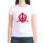 Khanda [Jaguars] Jr. Ringer T-Shirt