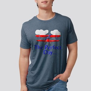 The Perfect Day Biplane T-Shirt