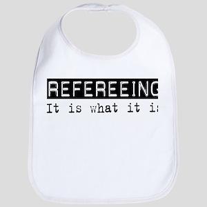 Refereeing Is Bib