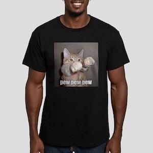 pew pew cat T-Shirt