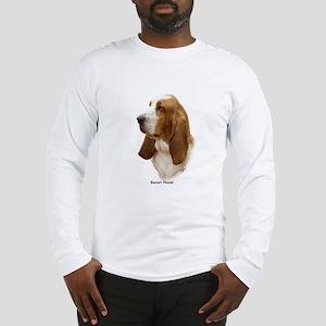 Basset Hound 9J055D-15 Long Sleeve T-Shirt