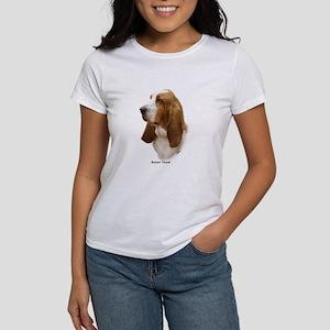 Basset Hound 9J055D-15 Women's T-Shirt