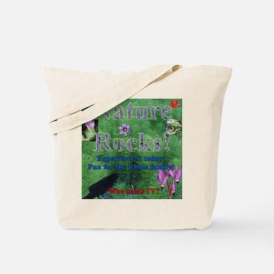Nature Rocks! Tote Bag