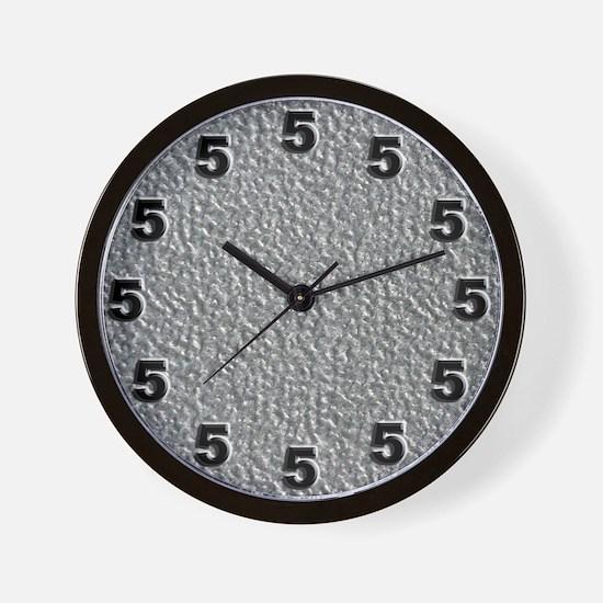 5 O'ClockClock