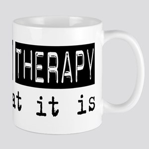 Radiation Therapy Is Mug