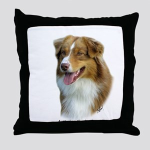 Australian Shepherd 9K4D-16 Throw Pillow