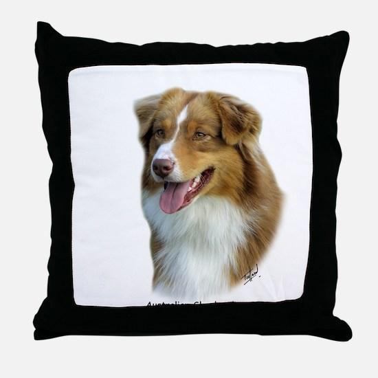 Australian Shepherd 9K4D-16 Throw Pillow