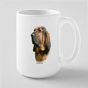 Bloodhound 9Y404D-135 Large Mug