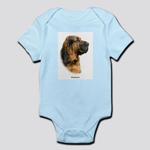 Bloodhound 9Y404D-124 Infant Bodysuit