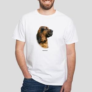 Bloodhound 9Y404D-124 White T-Shirt