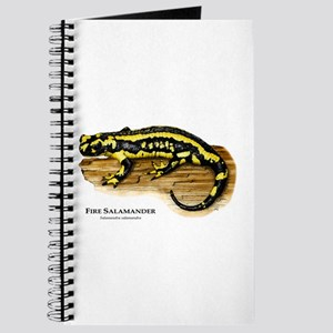 Fire Salamander Journal