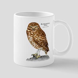 Burrowing Owl Mug