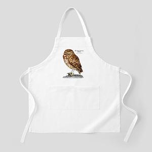 Burrowing Owl BBQ Apron