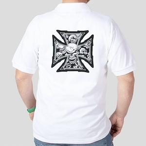 Iron Skulls Polo Shirt