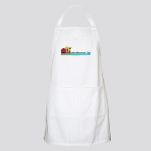 Surf Wisconsin Farm BBQ Apron
