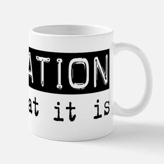Probation Is Mug