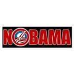 NOBAMA Bumper Sticker (10 pk)
