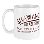 Shawangunks First Ascent Mug