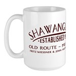 Shawangunks First Ascent Large Mug