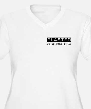 Plaster Is T-Shirt