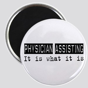Physician Assisting Is Magnet