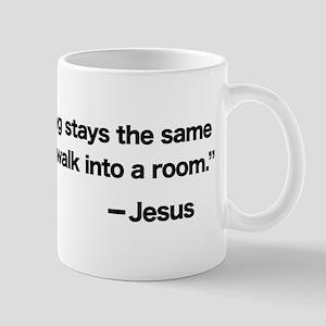 Everything Changes Mug
