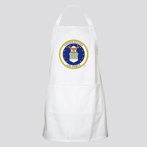 Air Force USAF Emblem Light Apron