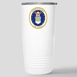 Air Force USAF Emblem Travel Mug