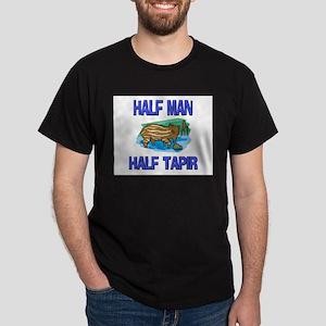 Half Man Half Tapir Dark T-Shirt