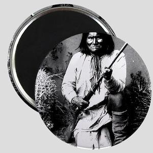 Geronimo Magnet