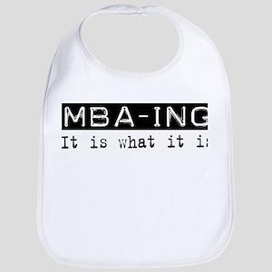 MBA-ing Is Bib
